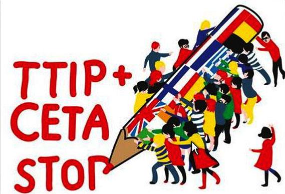 DGB und kanadische Gewerkschaften fordern Ende für CETA