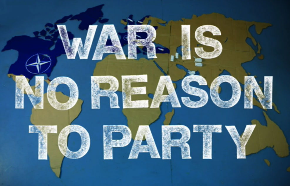 warisnoreasontoparty