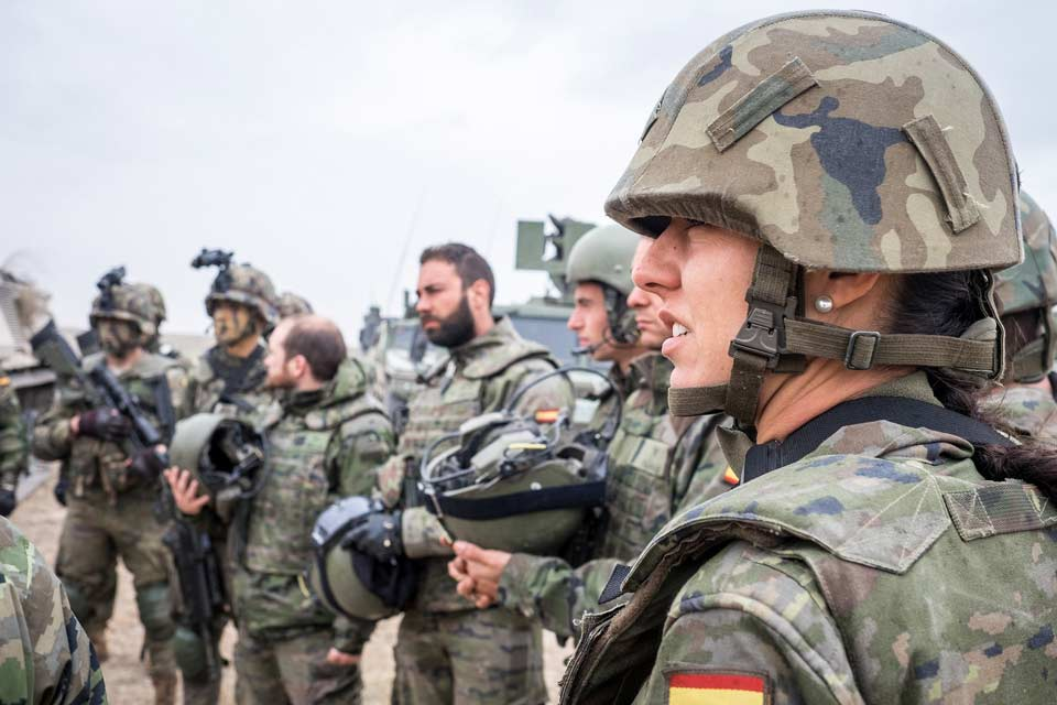 NATO Trident Juncture 15 from Flickr via Wylio