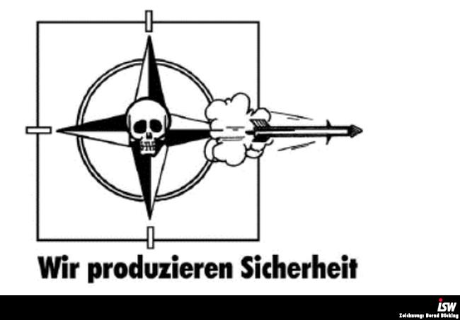 NATO-Rüstung-Krieg-Sicherheit [SAP]
