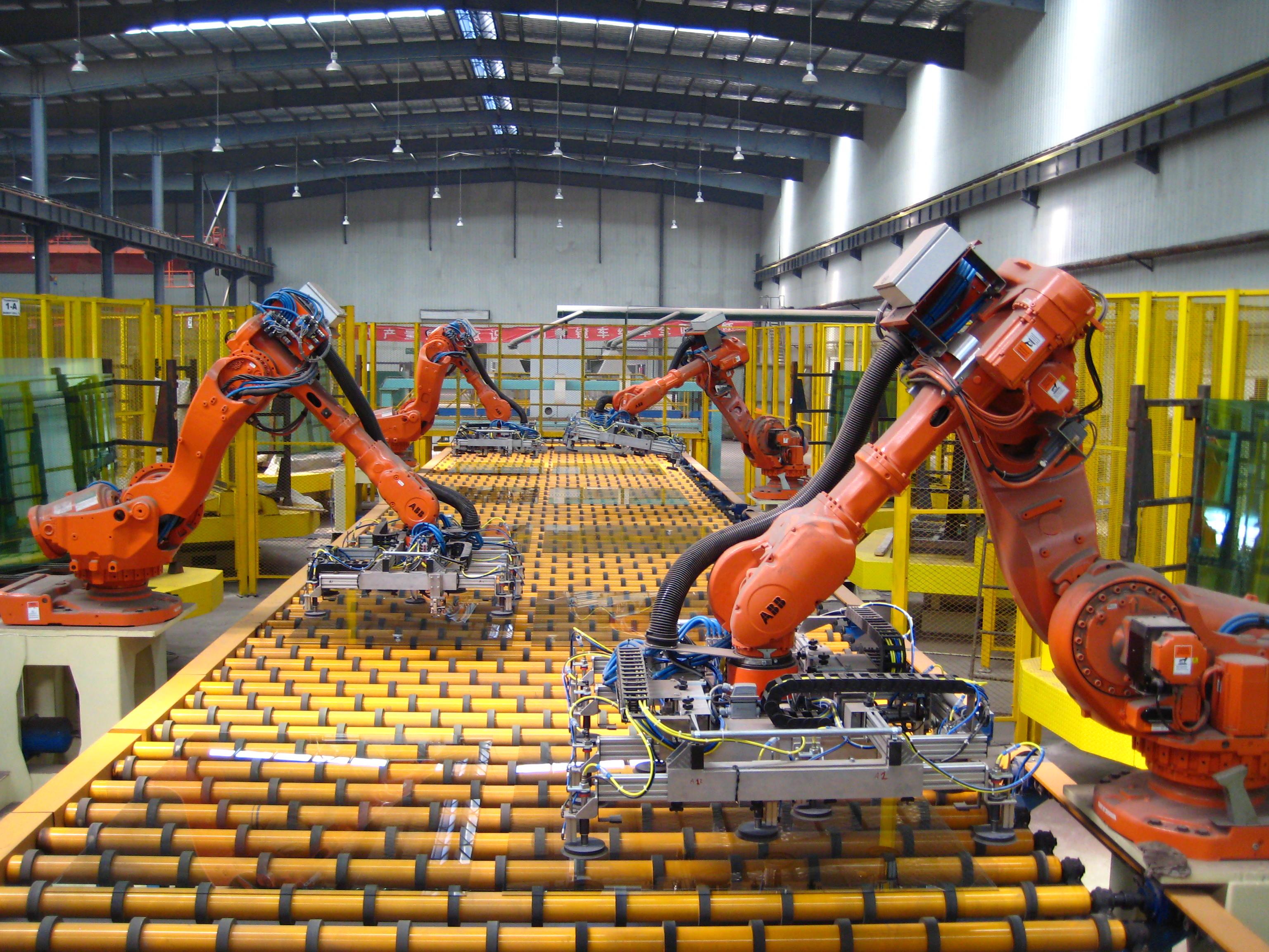 Industrie 4.0 – Was ist das eigentlich und welche Auswirkungen auf Arbeitsplätze sind zu erwarten?