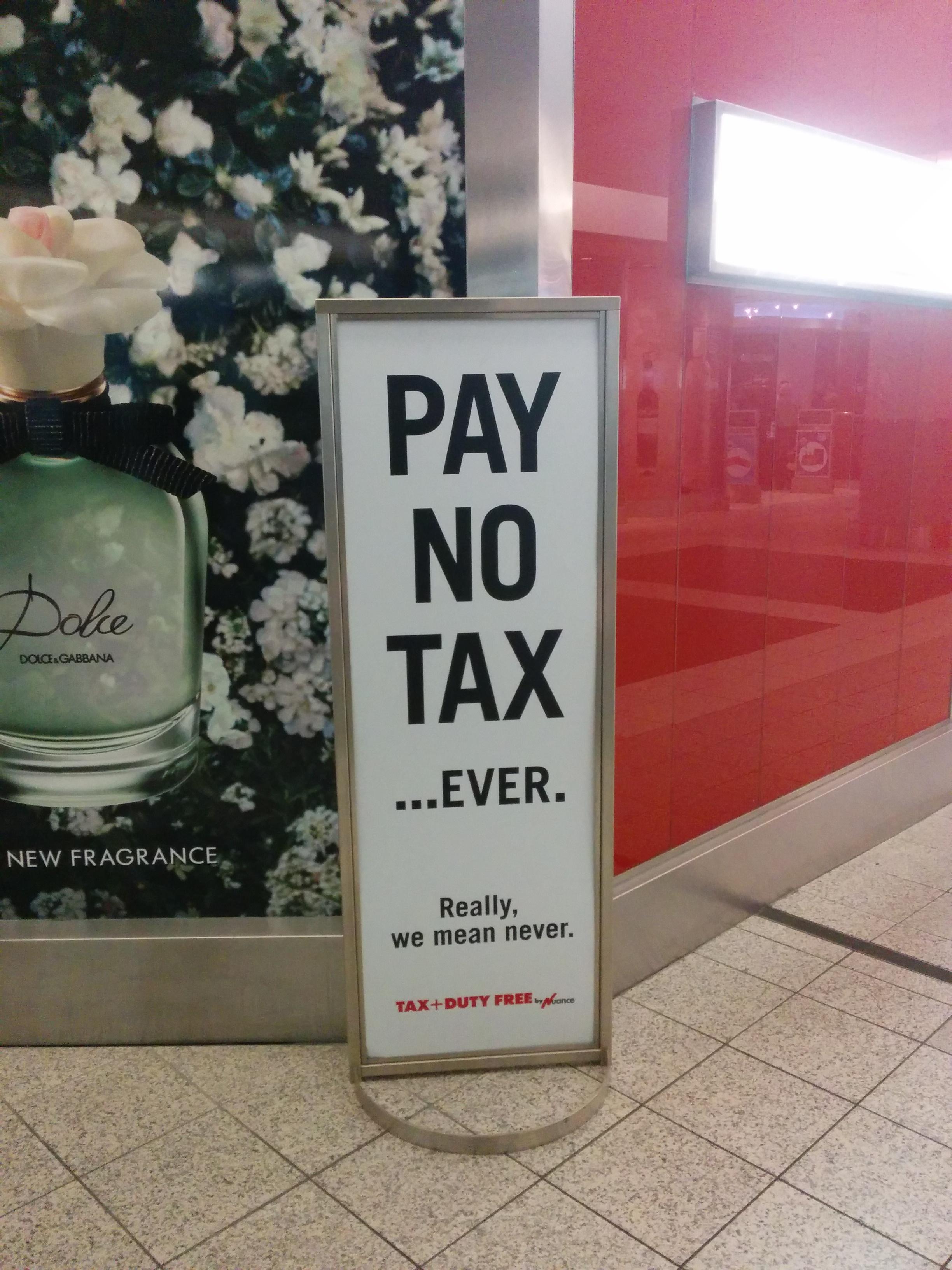 Oh wie nah ist Panama: Deutschland, ein Paradies für Steuerflüchtige.