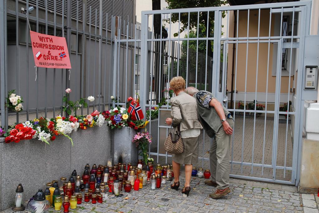 Die Linke, der Terror und die innere Sicherheit