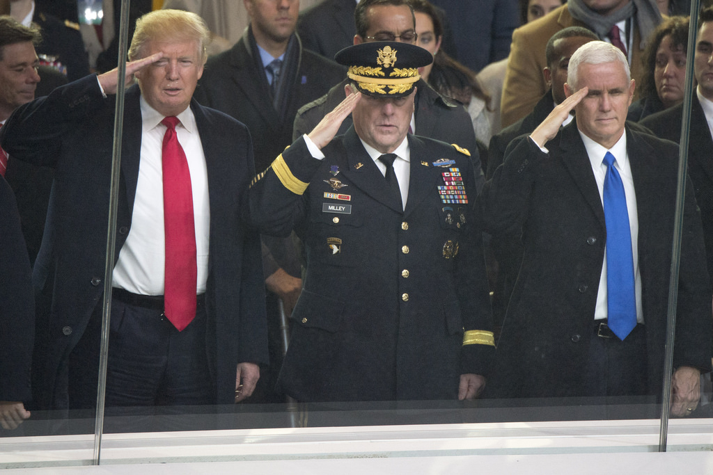 Die Veränderung globaler Machtverhältnisse und wachsende Kriegsgefahr: der Trump-Effekt