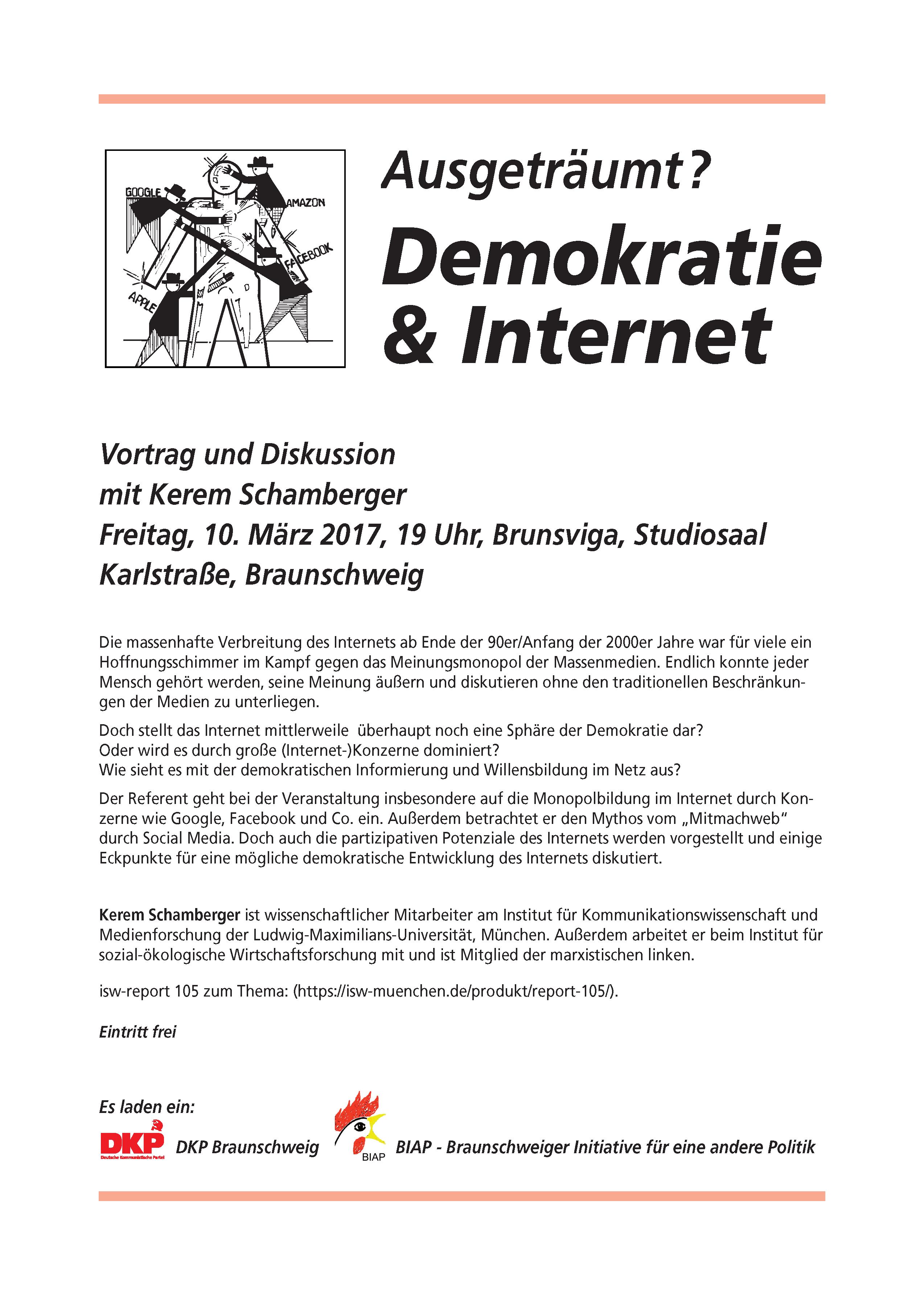 Internet und Demokratie