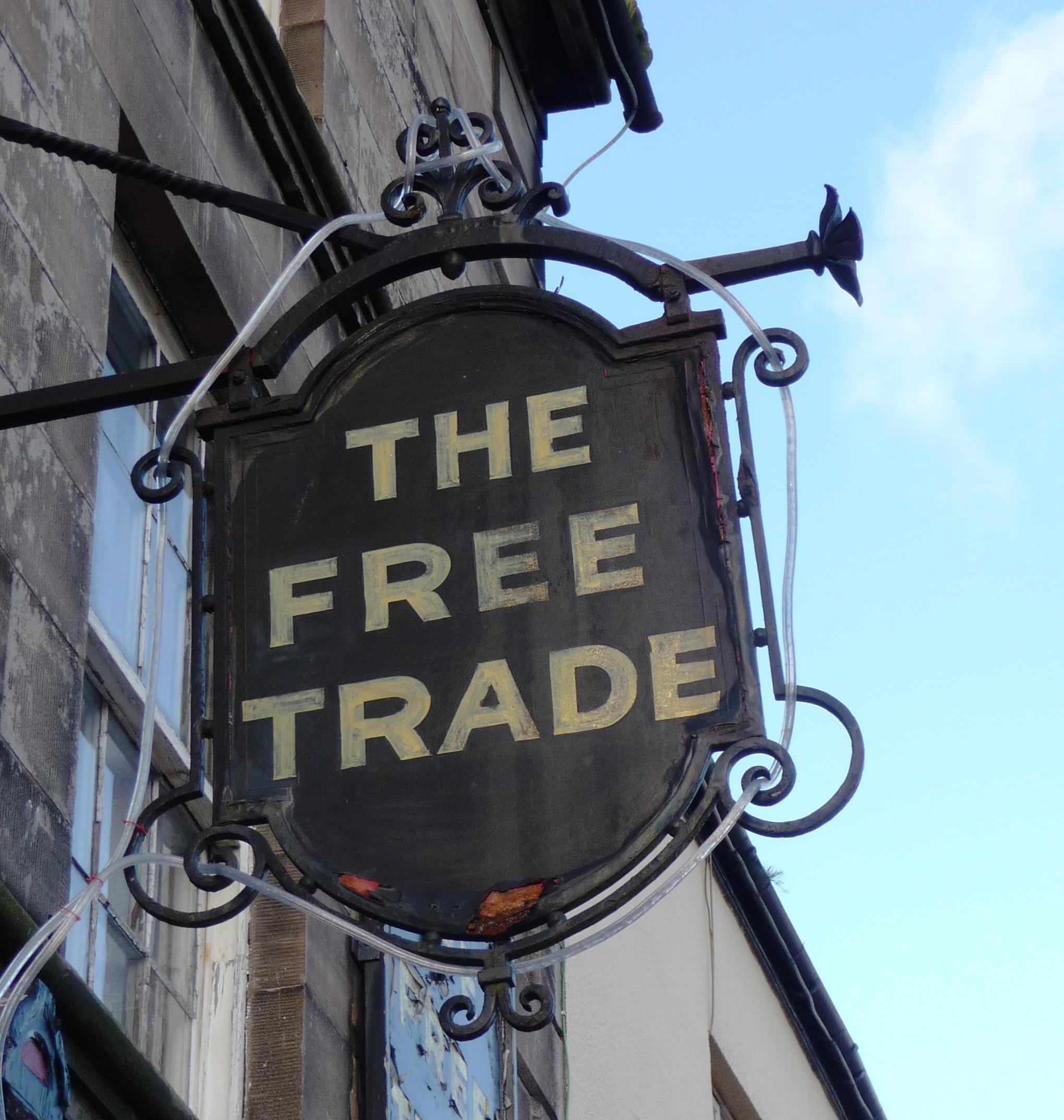 Freihandel - eine Theorie mit Realitätsproblemen