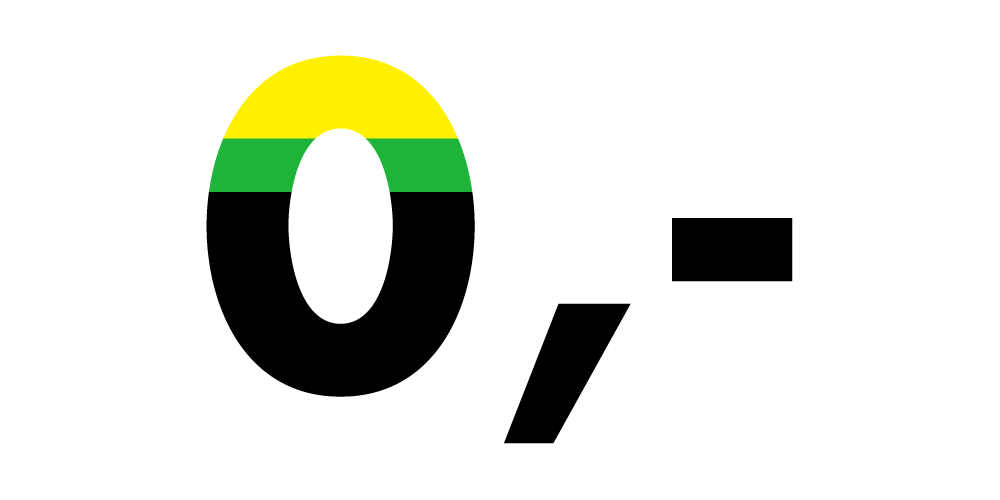 Die schwarze Null, die gelbe Null und die grüne Null
