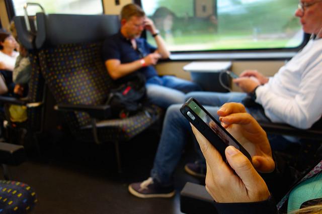 smartphonearbeit