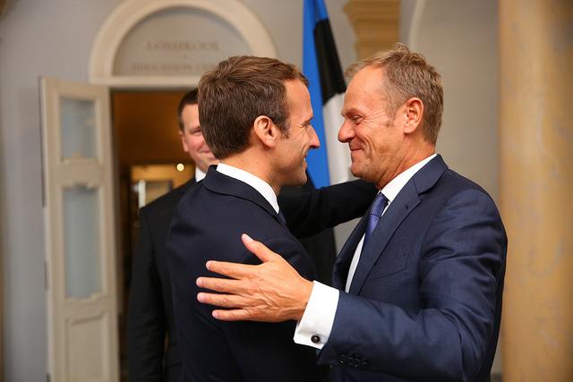 Macron und die EU