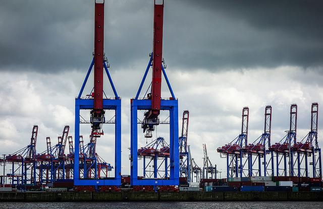 Starke deutsche Konjunktur – doch dunkle Wolken über dem Außenhandel