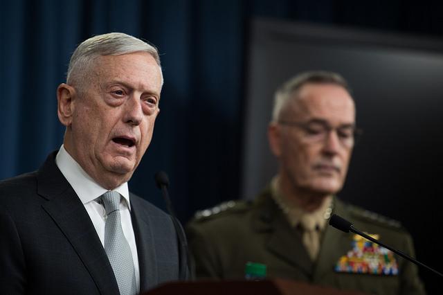 Zum Syrien-Angriff von USA, Großbritannien und Frankreich