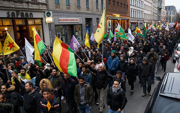 Hände weg von Afrin!