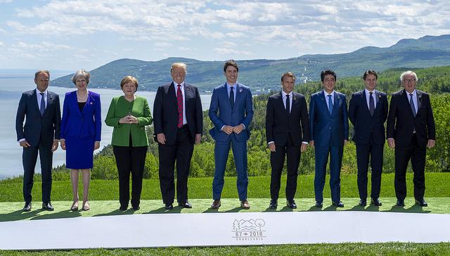 G7 zerstört – rutscht der Westen weiter ab?