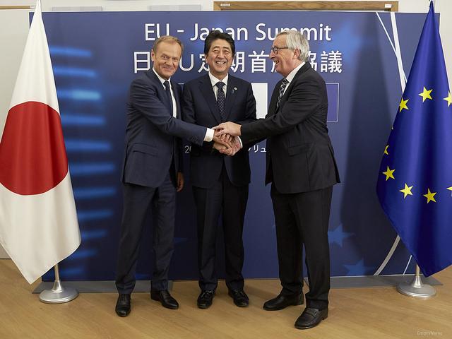 JEFTA – der Freihandelsvertrag mit Japan
