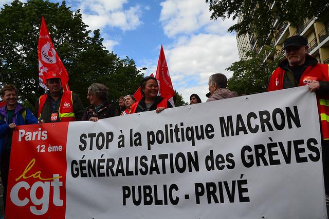 Herbstbeginn in Frankreich: Neue soziale Untaten – neue Widerstandsaktionen