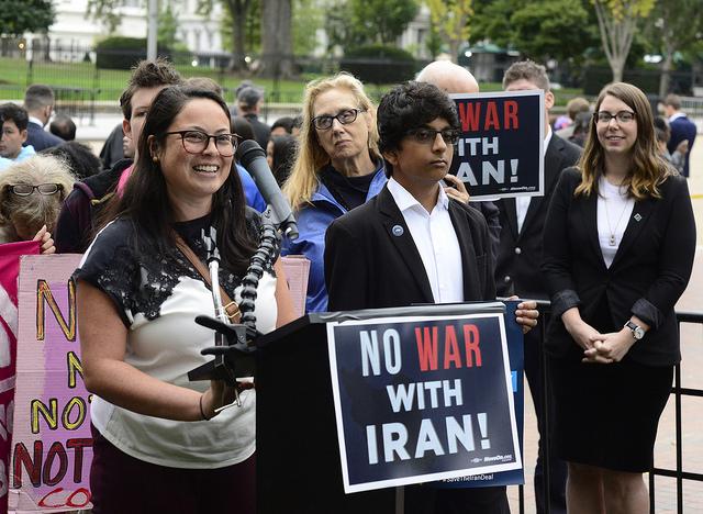 Kommt es zu einem USA-Krieg gegen Iran?