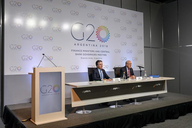 G20 in Buenos Aires: Trump setzt sich durch
