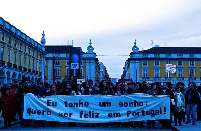 Portugal: Du hast keine Chance, aber nutze sie!