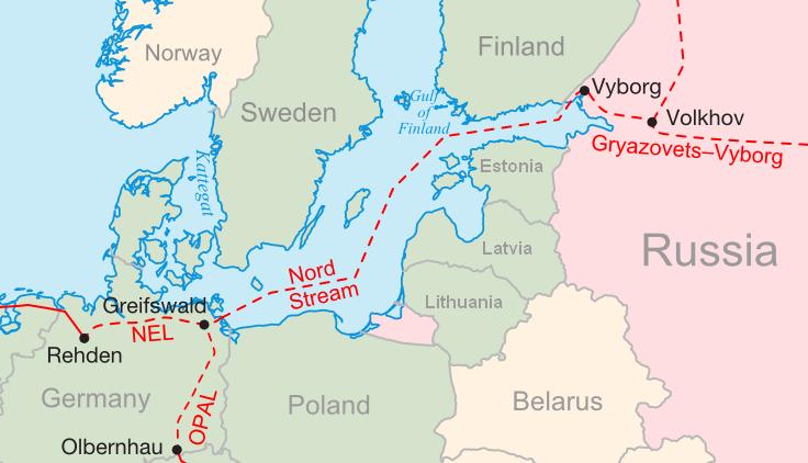Die umstrittene Ostsee-Erdgasleitung Nordstream 2: Hintergründe zur US-amerikanischen Erpressung