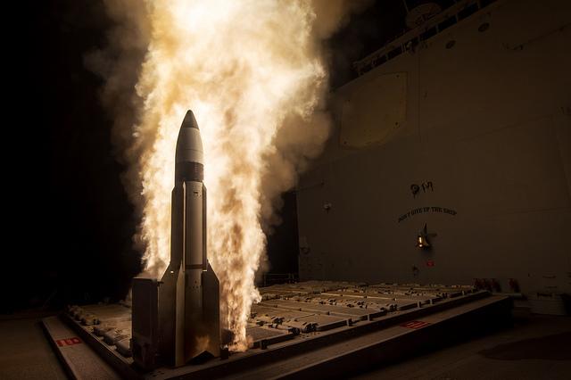 USA kündigen INF-Vertrag. Atomkriegsgefahr wächst.