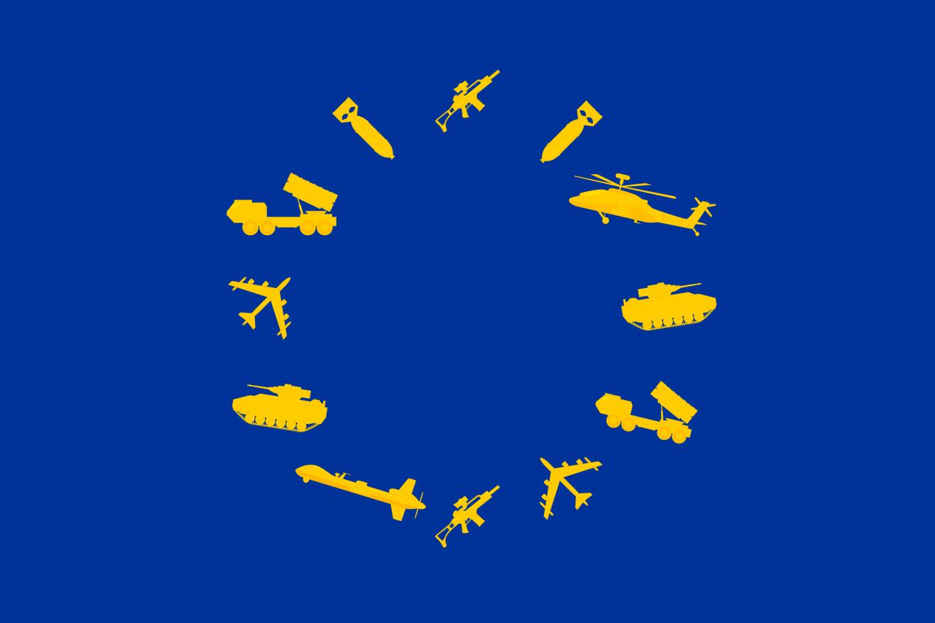 Wehr-Ministerin als EU-Präsidentin: Signal zu stärkerer Militarisierung Europas