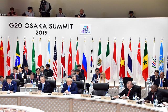 G20 in Osaka: der Sieger heißt Trump