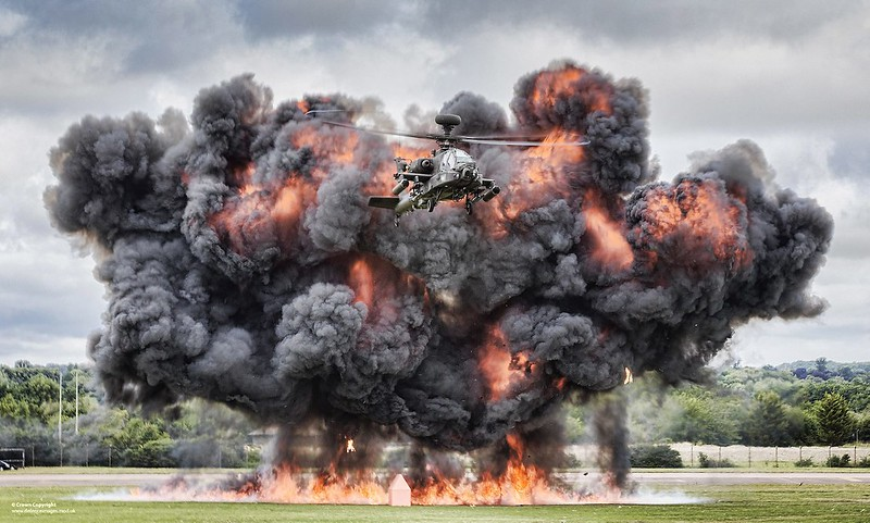 Die Klimakiller Rüstung, Krieg und Militär