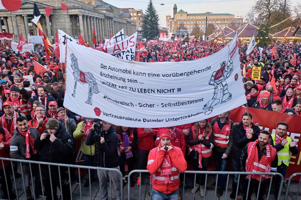 Gewerkschaften, sozial-ökologische Transformation und Arbeitszeitverkürzung