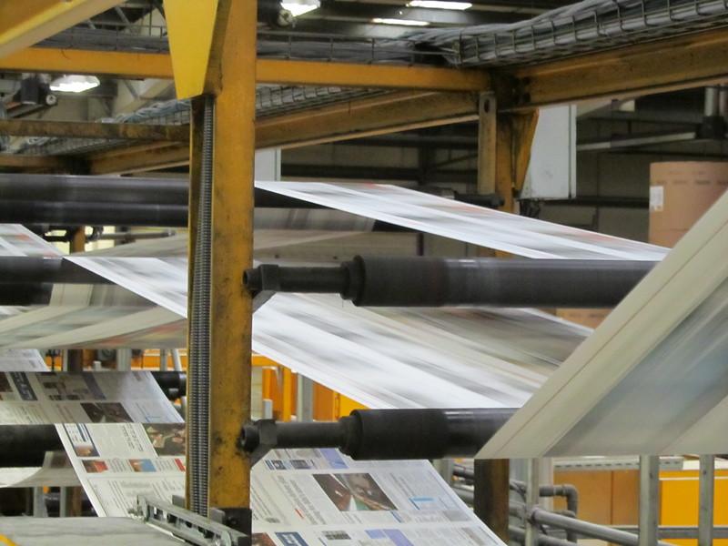 Entwicklungen in den regionalen Zeitungsverlagen nach Corona