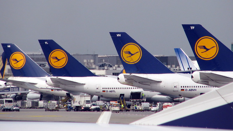 Lufthansa: Kniefall und Alternative