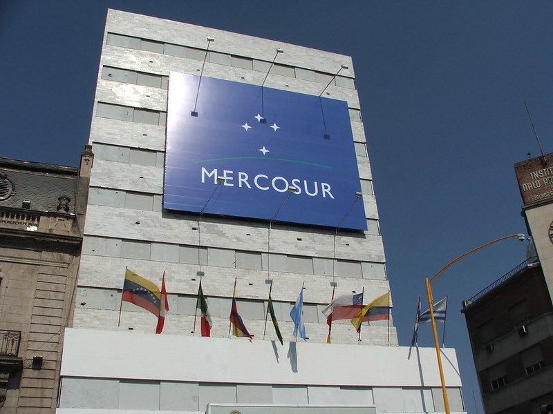 EU-Parlament lehnt Mercosur-Freihandelsabkommen ab