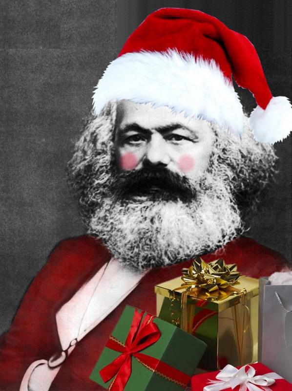 marxweihnachten