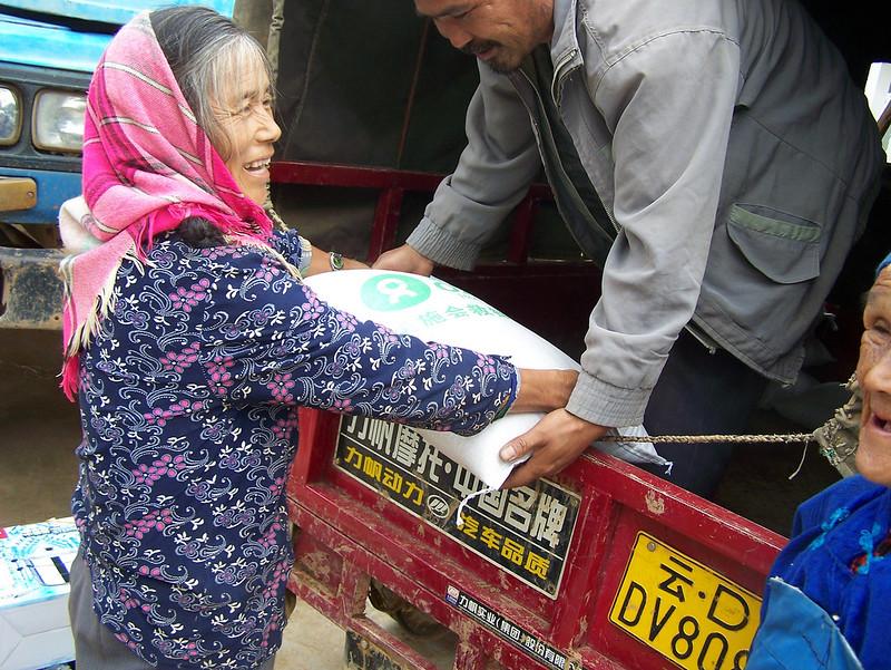 China: Extreme Armut überwunden - Welt: 100 Millionen Arme mehr