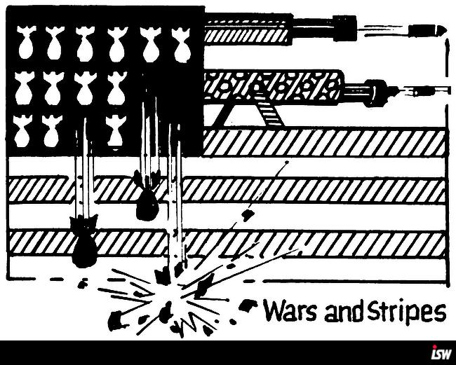 Rüstungs-Moloch USA