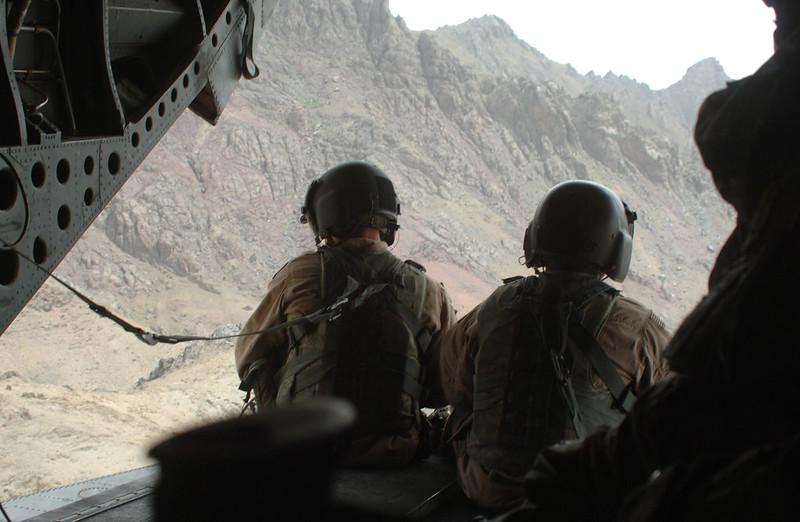 Lehren aus Afghanistan: wider eine 'werteorientierte' Außenpolitik